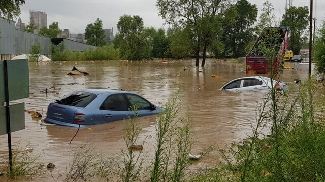 Meteorolojiden Karadeniz için yeni yağış uyarısı