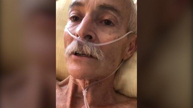Yaşlı Alman son nefeste Müslüman oldu