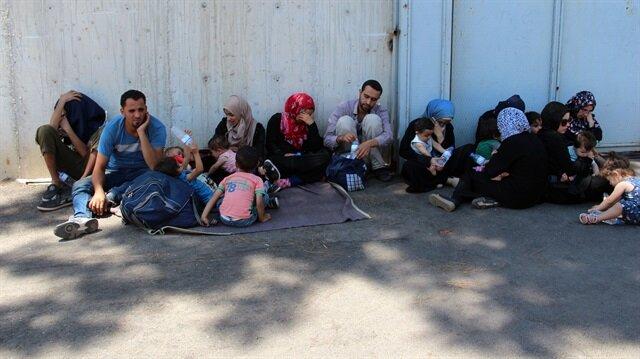 Edirne'de 132 göçmen durduruldu