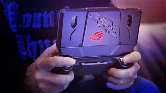 Oyun canavarı Asus ROG Phone