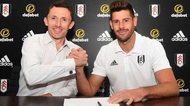 Fabri, Fulham'la bir yılı opsiyonlu olmak üzere 4 yıllık sözleşme imzaladı.