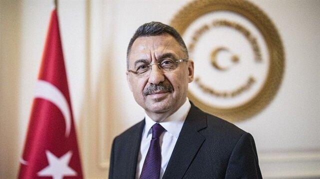 نائب الرئيس التركي فؤاد أوكتاي