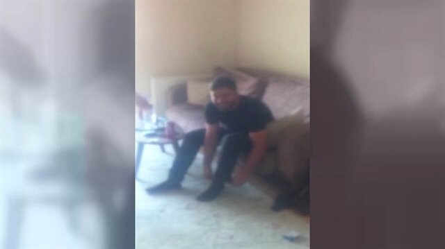 PKK'lı terörist günübirlik evde böyle paketlendi