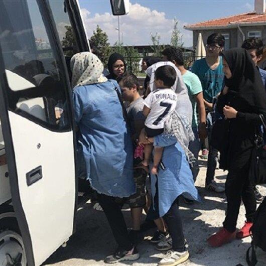Muş'ta 38 düzensiz göçmen yakalandı