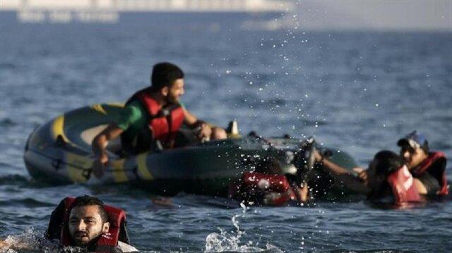 غرق المهاجرين