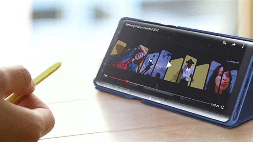 S-Pen, Bluetooth desteğiyle daha yetenekli hale getirildi.
