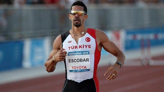 Yasmani Copello Türkiye rekoru kırarak ikinci oldu