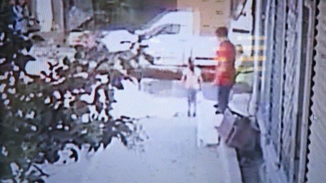 Vicdansız şoför küçük kıza çarpıp kaçtı