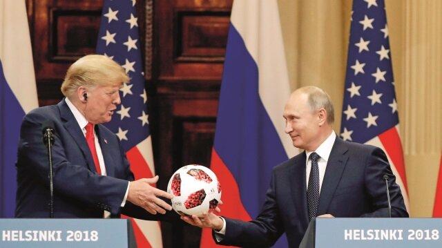 Rusya'ya yeni yaptırım