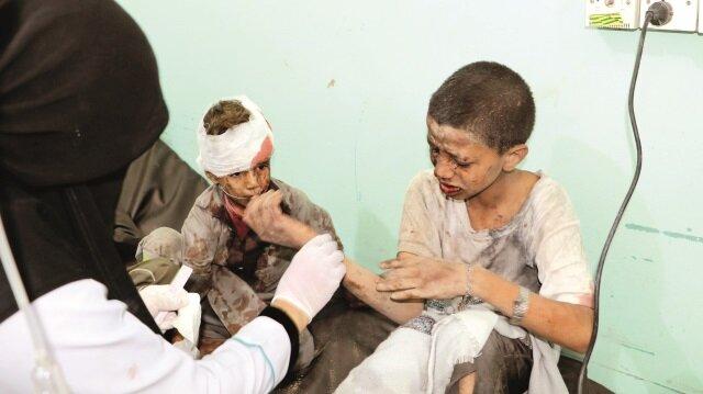 Saldırıda 43 kişi hayatını kaybetti 63 kişi de yaralandı.