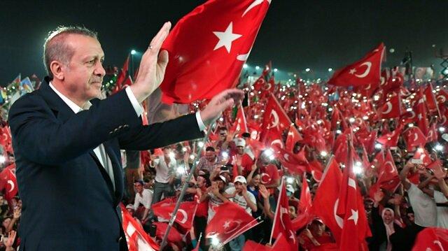 Erdoğan: Suni istikrarsızlık dalgalarına maruz kalıyoruz