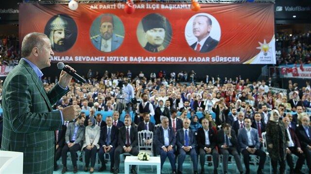 AK Parti'nin 6. Olağan Kongresi, 18 Ağustos'ta görkemli bir törenle gerçekleştirilecek.