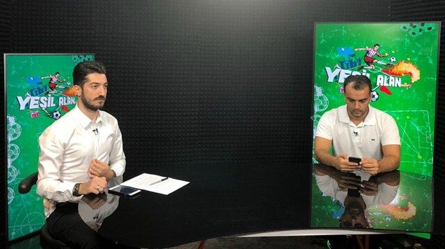 Erhan Telli'den Yeşil Alan'da flaş Gomis iddiası