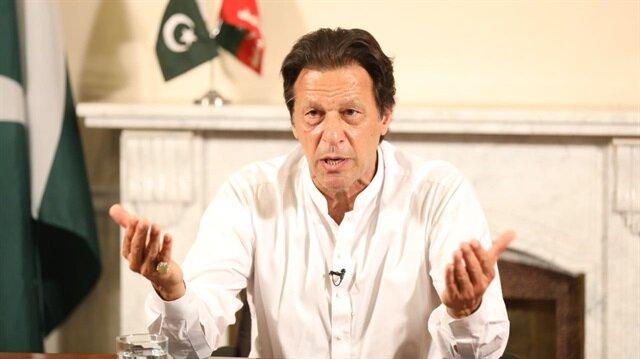 Newly elected Pakistani PM Imran Khan