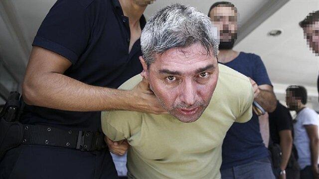 FETÖ'cü sanık eski tuğgeneral Ahmet Bican Kırker, darbe girişiminin ardından gözaltına alınmıştı.