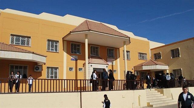 مدرسة سريانية شمال شرقي تركيا