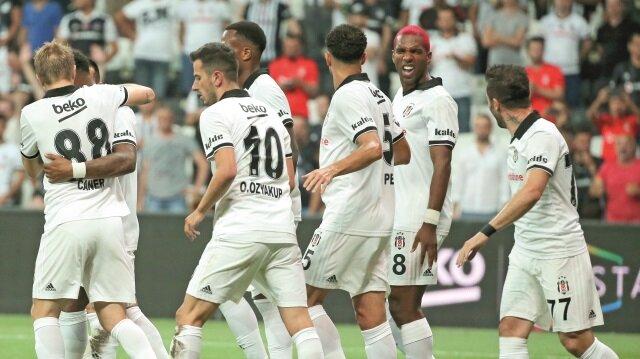 UEFA Avrupa Ligi 3. ön eleme turu ilk maçında Beşiktaş, ağırladığı Avusturya'nın LASK Linz takımını 1-0 mağlup etti.