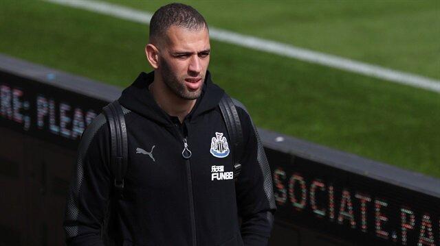 Islam Slimani, Leicester City'de fazla forma şansı bulamadığı için takımdan ayrılıyor.