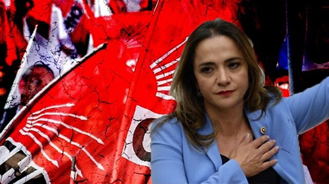'Rezidanslar kraliçesi' olarak anılan Gamze İlgezdi, CHP MYK'da görev aldı.