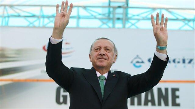 Erdoğan: Putin ile görüştüm 6 milyon kişi gelecek