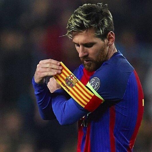 Barcelona'nın birinci kaptanı artık Lionel Messi