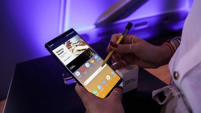 Galaxy Note 9 teknik özellikleri açıklandı.