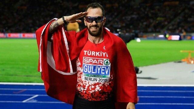 العداء التركي راميل غولييف
