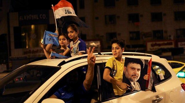 File Photo: Iraqi parliamentary election night