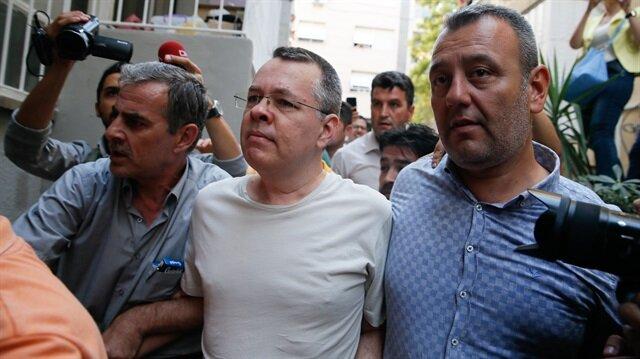 Turkey places jailed US cleric under house arrest