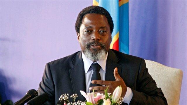 File photo: Democratic Republic of Congo's President Joseph Kabila