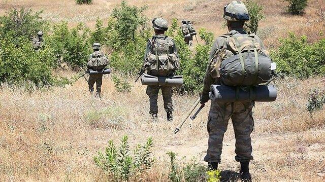 Diyarbakır'da gri listedeki terörist öldürüldü
