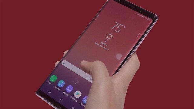 Galaxy Note 9 teknik özellikleri ve fiyatı