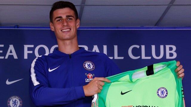 Chelsea, genç kaleci Kepa'yı rekor bedelle kadrosuna katmıştı.