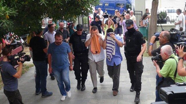 Yunanistan'dan teröristlere 'iade' koruması