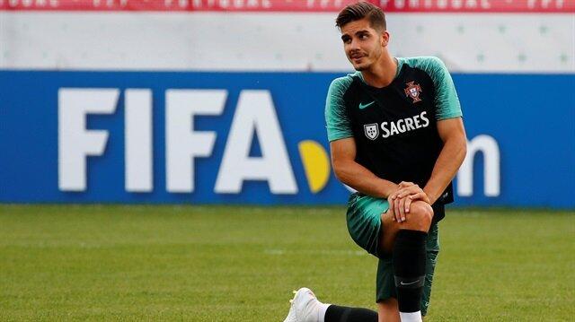 Andre Silva, Portekiz Milli Takımı ile Dünya Kupası'nda forma giyme şansını elde etmişti.