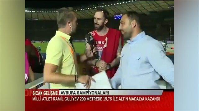 Guliyev, Cumhurbaşkanı Erdoğan'la arasında geçen konuşmayı anlattı