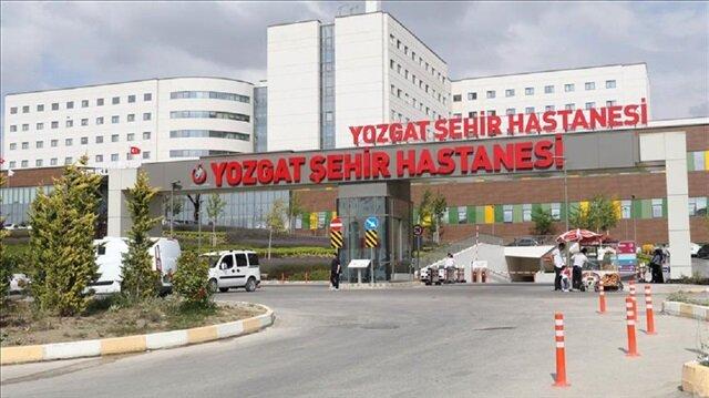 Yozgat Şehir Hastanesiyle halk, yüksek standartlı sağlık hizmetine kavuştu.