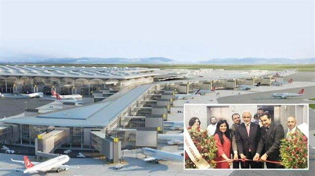 İstanbul Yeni Havalimanı'nın körfez ülkelerine turistik ve kargo taşımacılığı uçuşlarını katlaması bekleniyor.