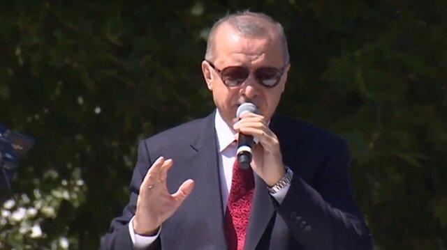 Başkan Erdoğan: NATO'daki ortağınızı bir papaza mı değişiyorsunuz?