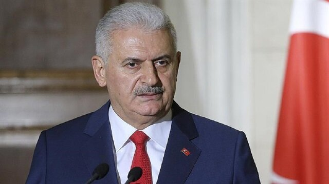 Turkish Parliament Speaker Binali Yıldırım