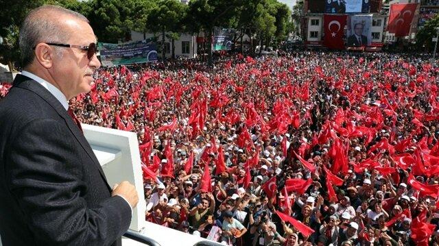Cumhurbaşkanı Erdoğan: Bizi bu yolda kimse durduramaz