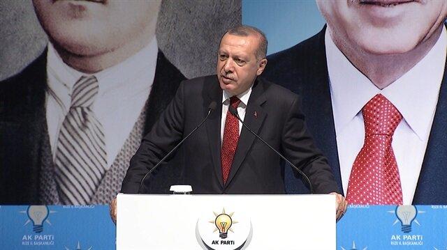 Erdoğan'dan Amerika'ya: Burası Çatladıkapı ülkesi mi?