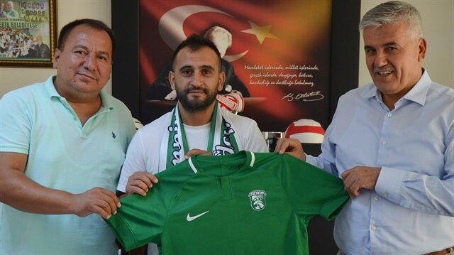 Erman Kılıç 3. Lig'e transfer oldu