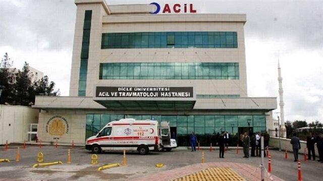 Dicle Üniversitesi Acil ve Travmatoloji Hastanesi