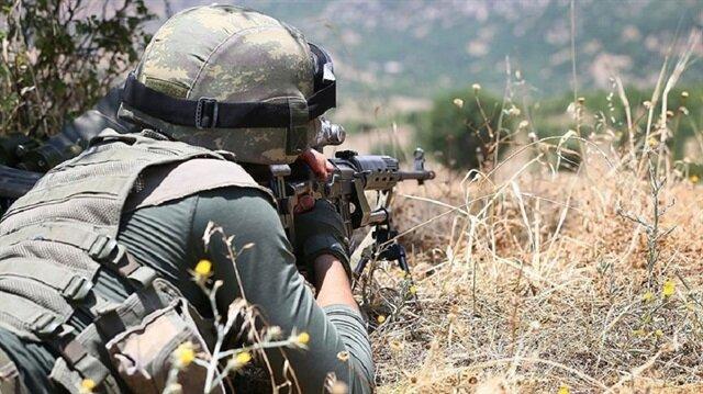İçişleri Bakanlığı, Tunceli'de 10 teröristin etkisiz hale getirildiğini açıkladı.