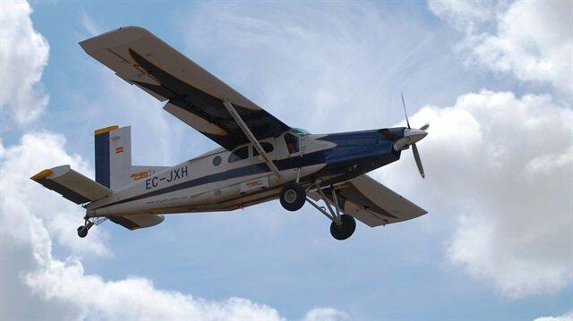 Endonezya'nın Papua bölgesinde, içinde 9 kişinin olduğu hafif küçük ticari uçak ile irtibat kesildi