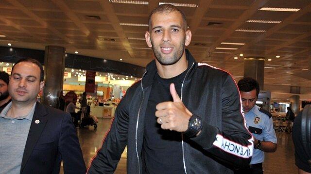 Fenerbahçe'nin yeni golcüsü Slimani