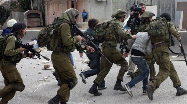 İşgalci İsrail'in saldırılarında 4 Filistinli yaralandı