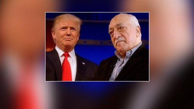 ABD Başkanı Trump-FETÖ lideri Gülen