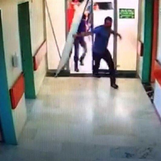 Elazığ'da doktor ve hastane personeline saldırı